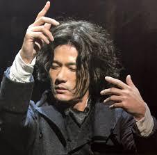 髪が長い稲垣吾郎